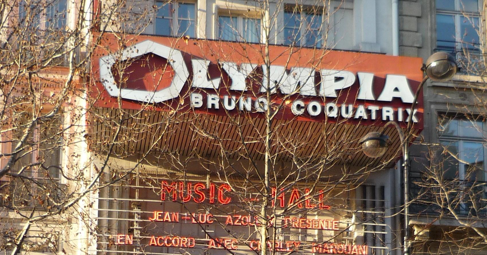 Recherchez-vous toutes les coordonnées de l'Olympia (numéros de téléphone, emails, etc) ?  - Contacter L'OLYMPIA | Numéro de téléphone, billetterie #Lolympia