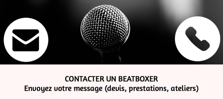Contacts de Human beatbox ou Beatboxer sur Paris, Toulouse, Lyon, Marseille, Bordeaux, Lille, Montpellier