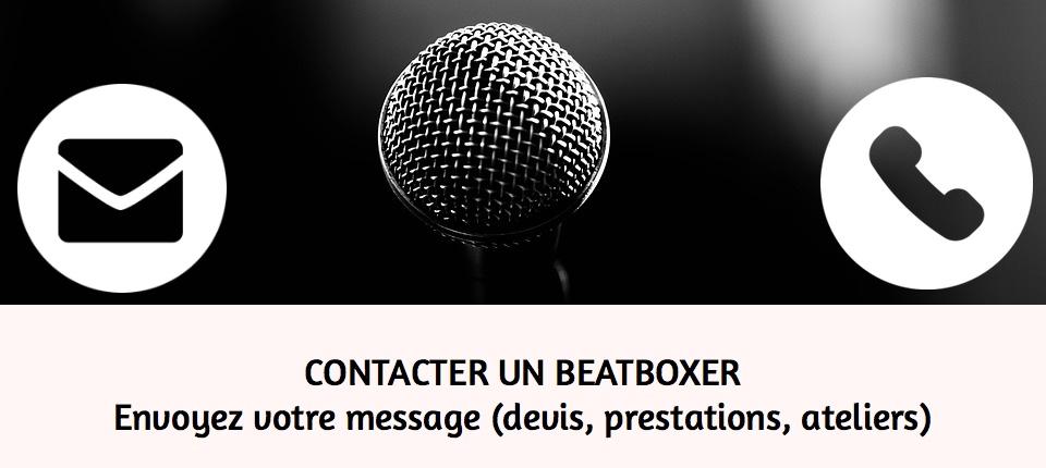 Contacts de Human beatbox ou Beatboxer sur Paris, Toulouse, Lyon, Marseille, Bordeaux, Lille, Montpellier