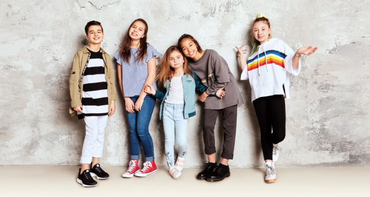 Comment ecrire au Kids United, Dylan, Ilyana, Nathan, Gloria et Valentina ?