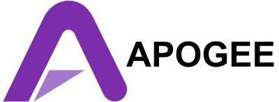 Désirez-vous contacter Apogee par téléphone ou email ?