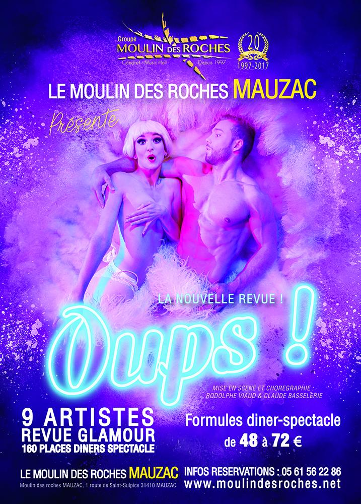 Recherchez-vous une salle à privatiser sur Toulouse (le cabaret Le Moulin des Roches propose diverses formules pour accueillir vos séminaires, évènements et soirées privées) ?