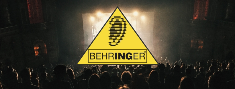 Contacter Behringer Music Tribe audio products