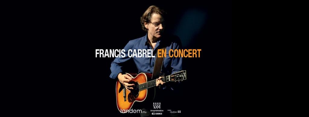 Contacter FRANCIS CABREL   Écrire à Francis Cabrel