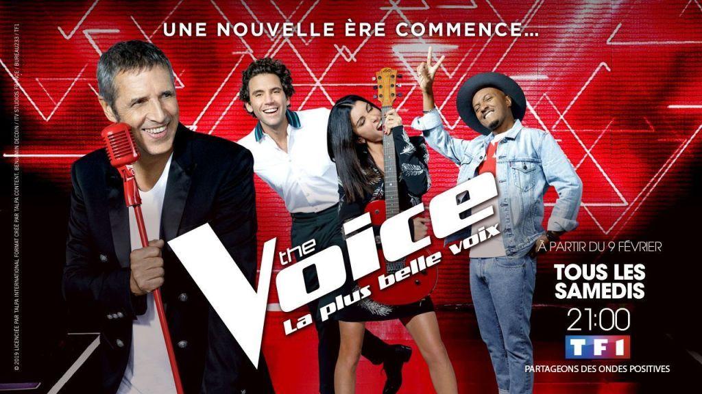 Assister à l'émission dans le public de The Voice sur TF1