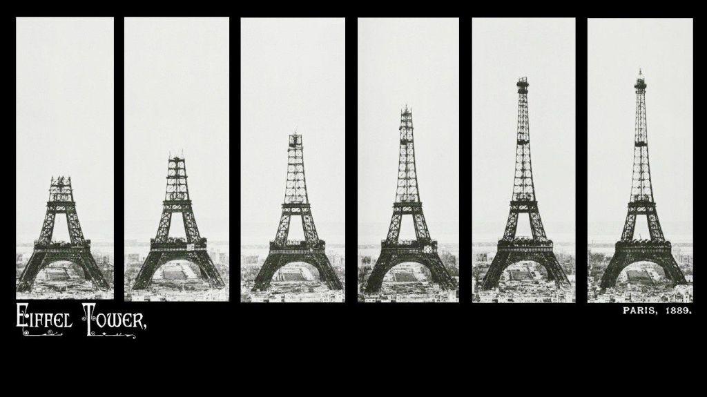 Coordonnées de la Tour Eiffel   Eiffel Tower contacts