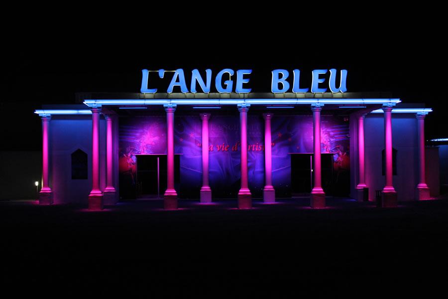 Contacter L'Ange Bleu : les coordonnées du Cabaret de Bordeaux