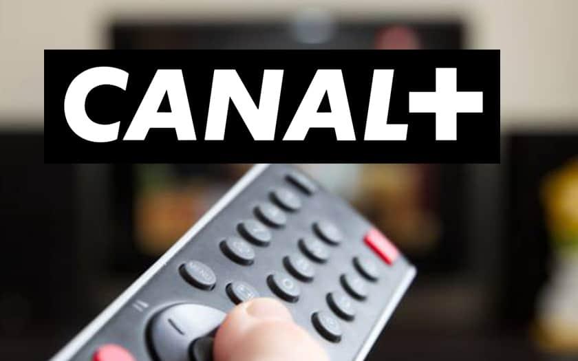 Les différents moyens pour contacter Canal+