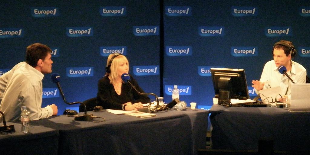 Europe 1 : la radio mêlant actualité et divertissement  - Contacter EUROPE 1   Coordonnées animateurs, standard #Europe1