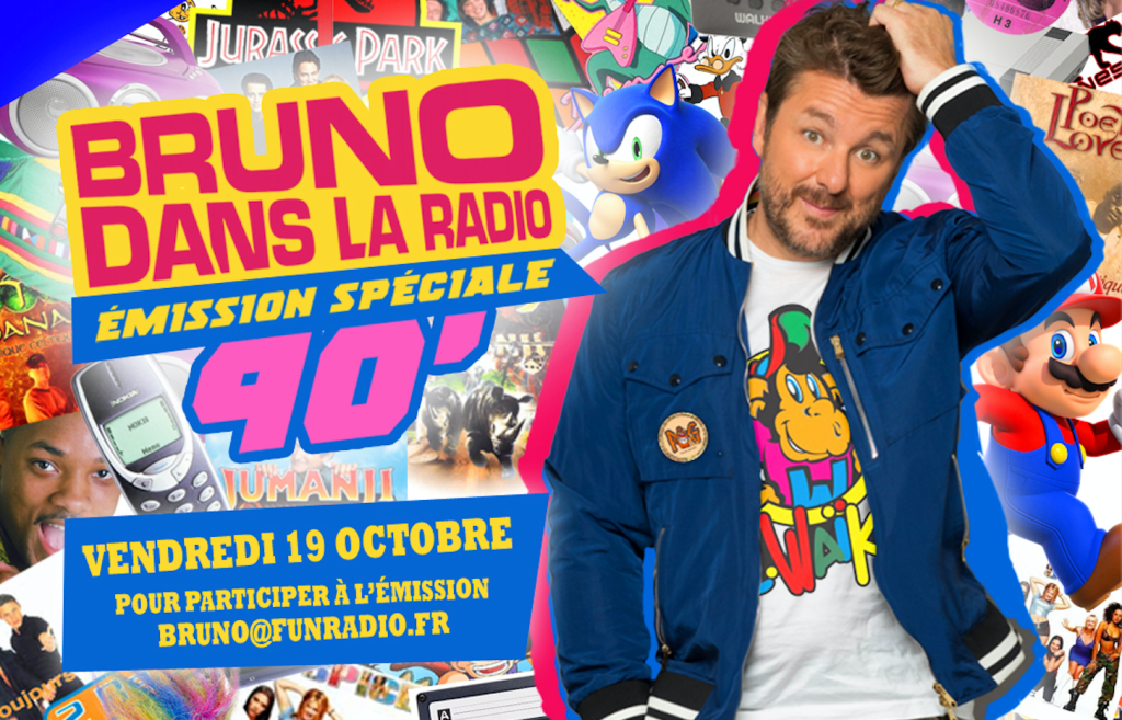 Contacter Fun Radio par courrier postal : l'adresse du Fun Radio