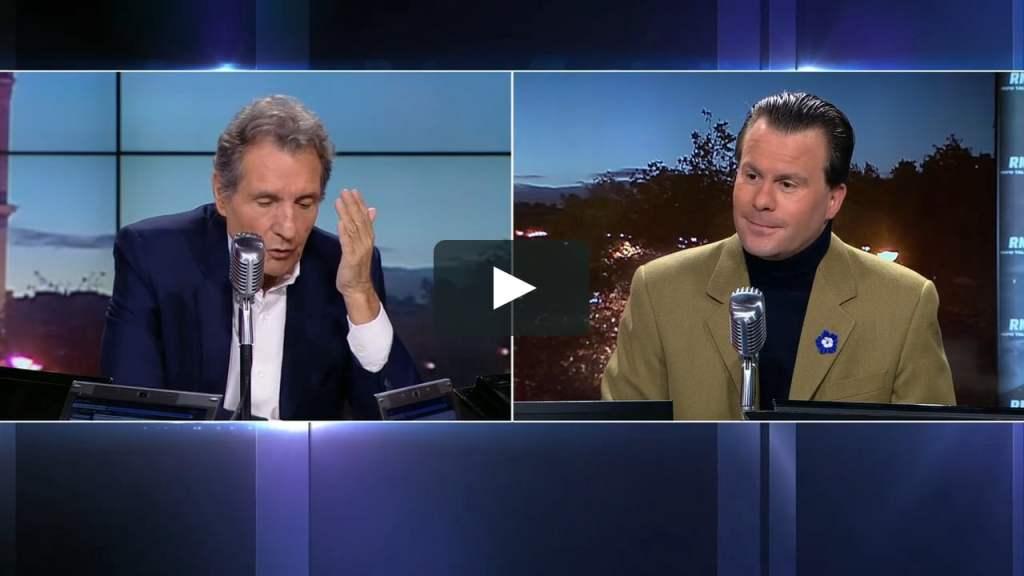 Contacter Jean-Jacques Bourdin via la chaîne infos BFM TV