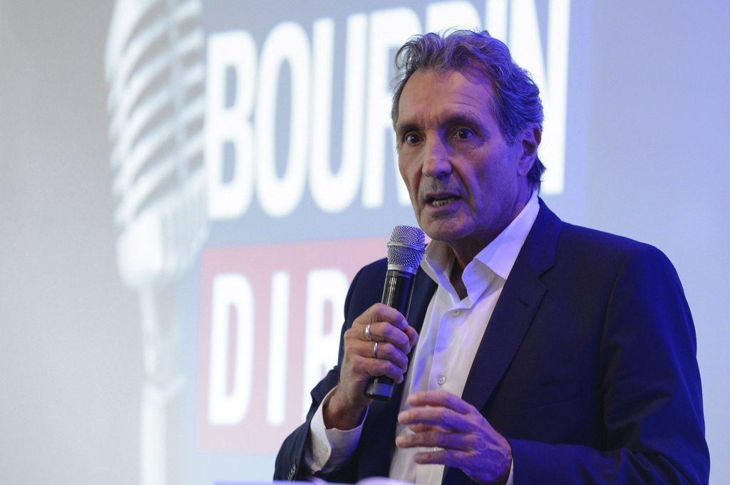 Toutes les coordonnées pour prendre contact avec  Jean-Jacques Bourdin :