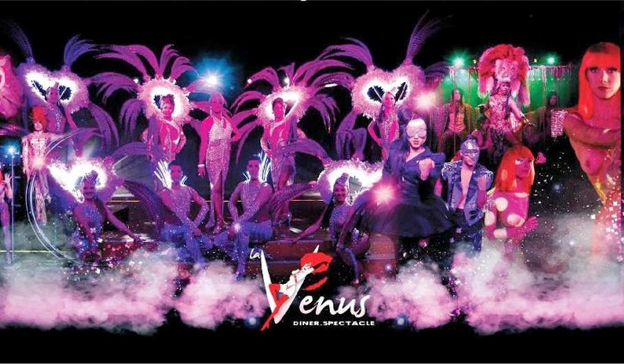 Contacter le cabaret La Vénus : revue, attractions, dîner-spectacle à Toulouse