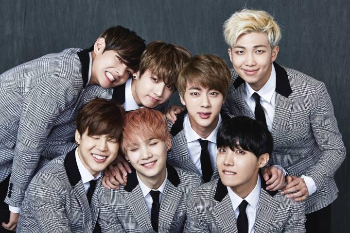 Contacter BTS   Groupe Coréen K-Pop   Écrire aux Bulletproof BoyScouts