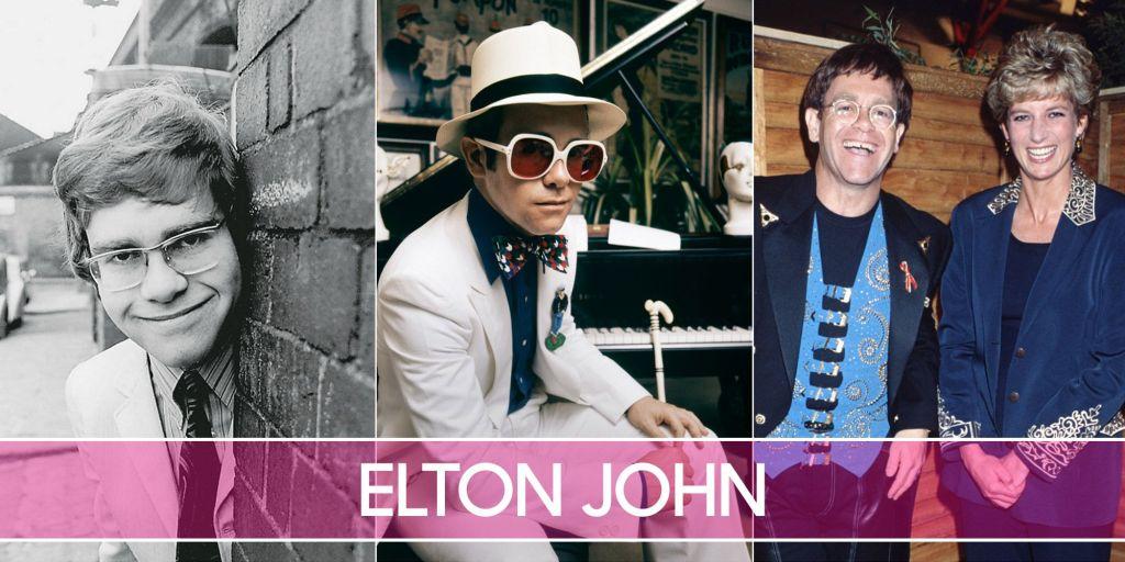 Contacter ELTON JOHN | Les adresses pour écrire un message à Elton John Contacter Elton John via son site internet