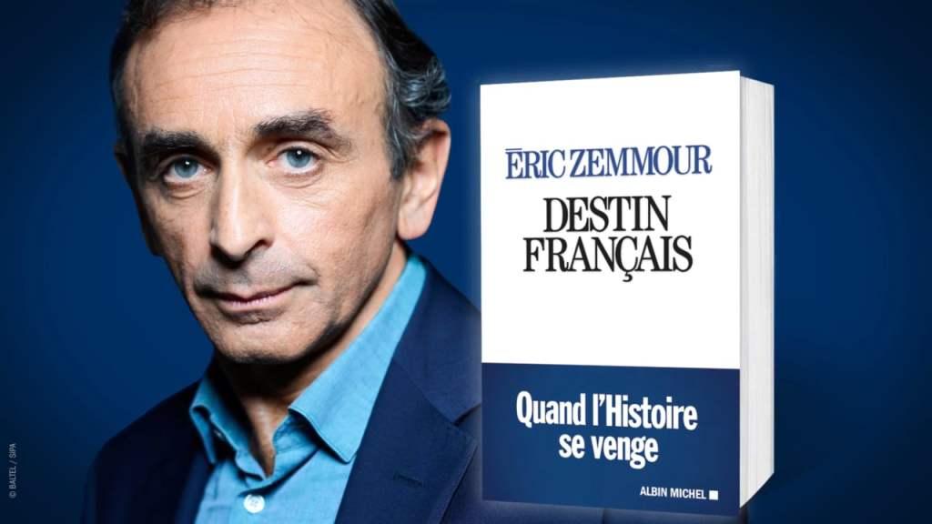Contacter ÉRIC ZEMMOUR | Écrire un message à  Éric Zemmour Ecrire à Eric Zemmour par voie postale via sa maison d'édition