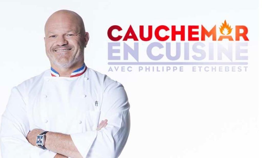 Envoyer un message à Philippe Etchebest via les réseaux sociaux