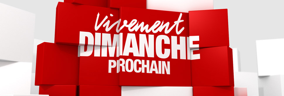 """Assister à l'enregistrement de l'émission de Michel Drucker """"Vivement Dimanche"""" sur France 2"""