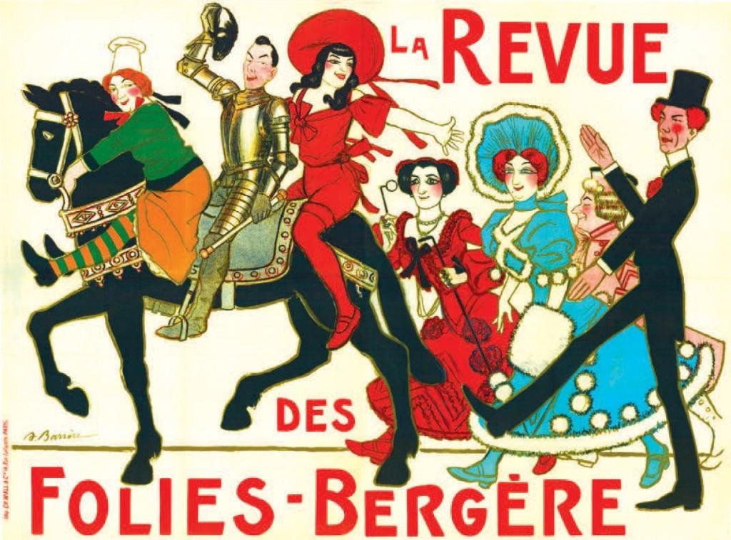 Contacter le cabaret LES FOLIES BERGÈRE à Paris Cherchez-vous à contacter le théâtre Les Folies Bergère ?