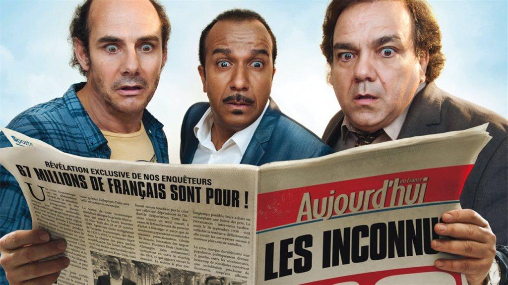 Comment joindre les Inconnus : Didier Bourdon, Bernard Campan et Pascal Légitimus ? Désirez-vous entrer en contact avec « les Inconnus » ?