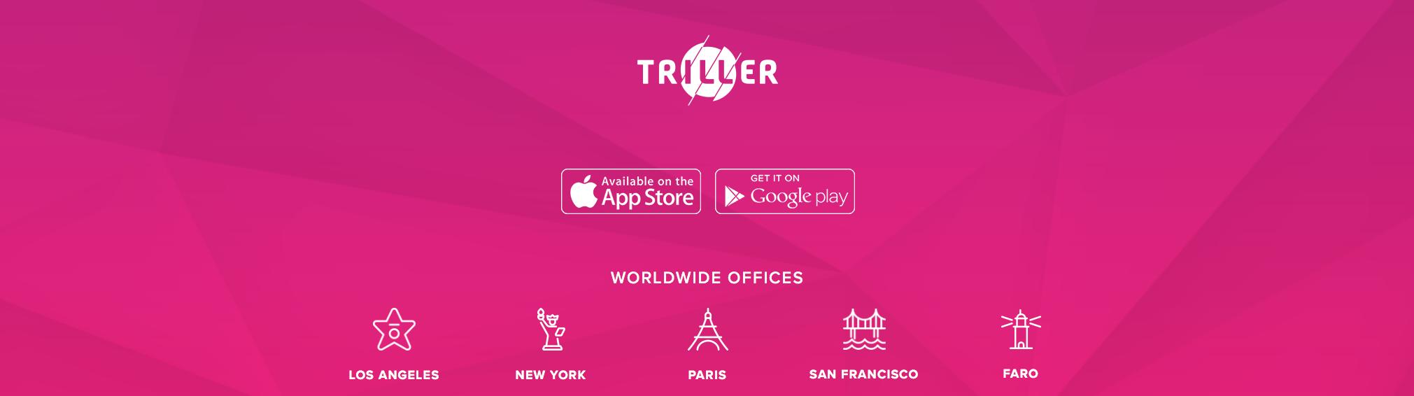 TRILLER | Contacter assistance, service clients et SAV de l'application Triller