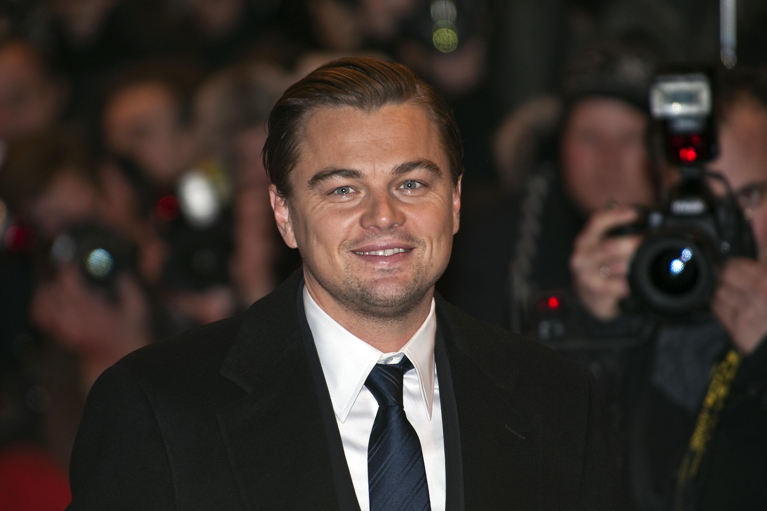 Numéro de téléphone de l'agence de Leonardo Di Caprio :
