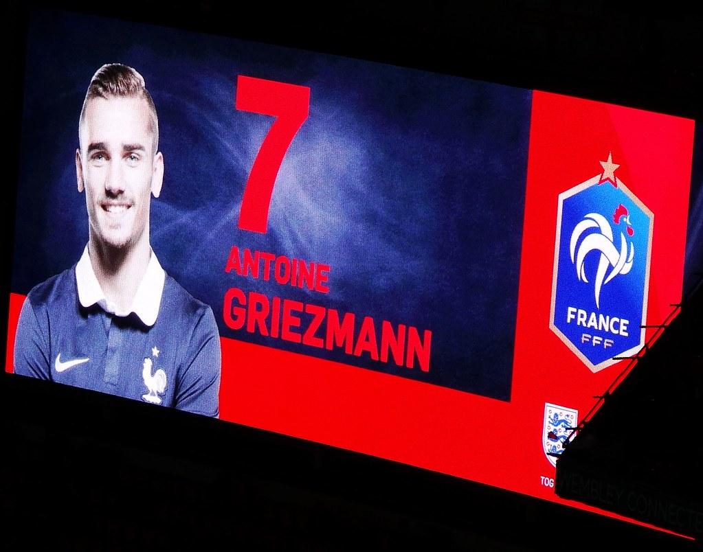 Contacter l'agent d'Antoine Griezmann : sponsoring, rencontres évènementielles, conférences - Contacter ANTOINE GRIEZMANN | Écrire à #AntoineGriezmann