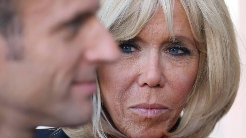 Contacts en ligne de Brigitte Macron, Première Dame de France  - Contacter BRIGITTE MACRON | Écrire à #BrigitteMacron