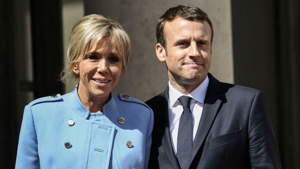 Contacter le cabinet de Brigitte Macron par téléphone  - Contacter BRIGITTE MACRON | Écrire à #BrigitteMacron