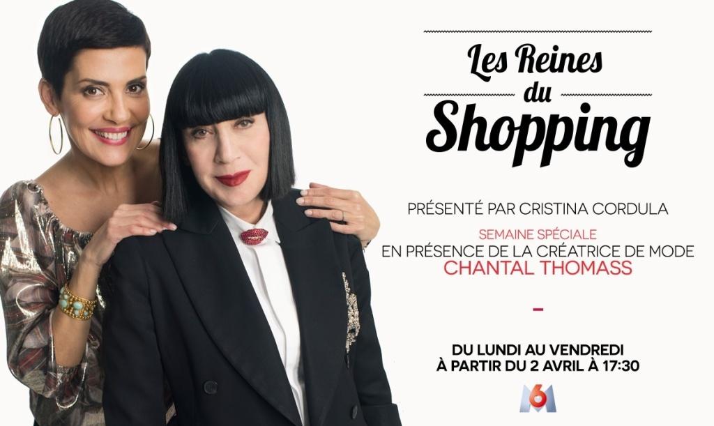 Participer à l'émission LES REINES DU SHOPPING : contact et casting Contacter M6, la chaîne qui diffuse Les Reines du Shopping