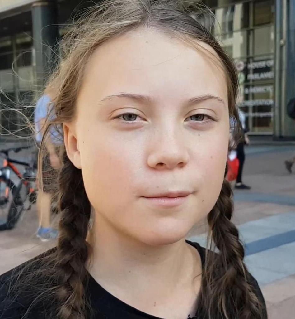 Écrire à Greta Thunberg : les coordonnées de son éditeur    - Contacter GRETA THUNBERG | Écrire à #GretaThunberg