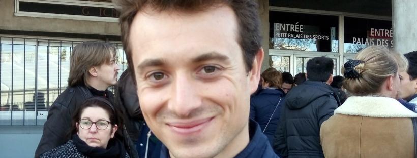Hugo clement - contact pour envoyer un message au joiurnaliste