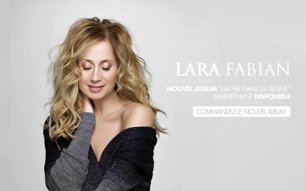Contacts de Lara Fabian sur les réseaux sociaux - Contacter LARA FABIAN | Écrire à Lara Crokaert alias #LaraFabian
