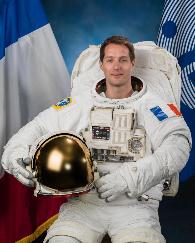 Voulez-vous assister ou organiser une conférence avec Thomas Pesquet ? Contacter THOMAS PESQUET | Écrire à l'astronaute #ThomasPesquet