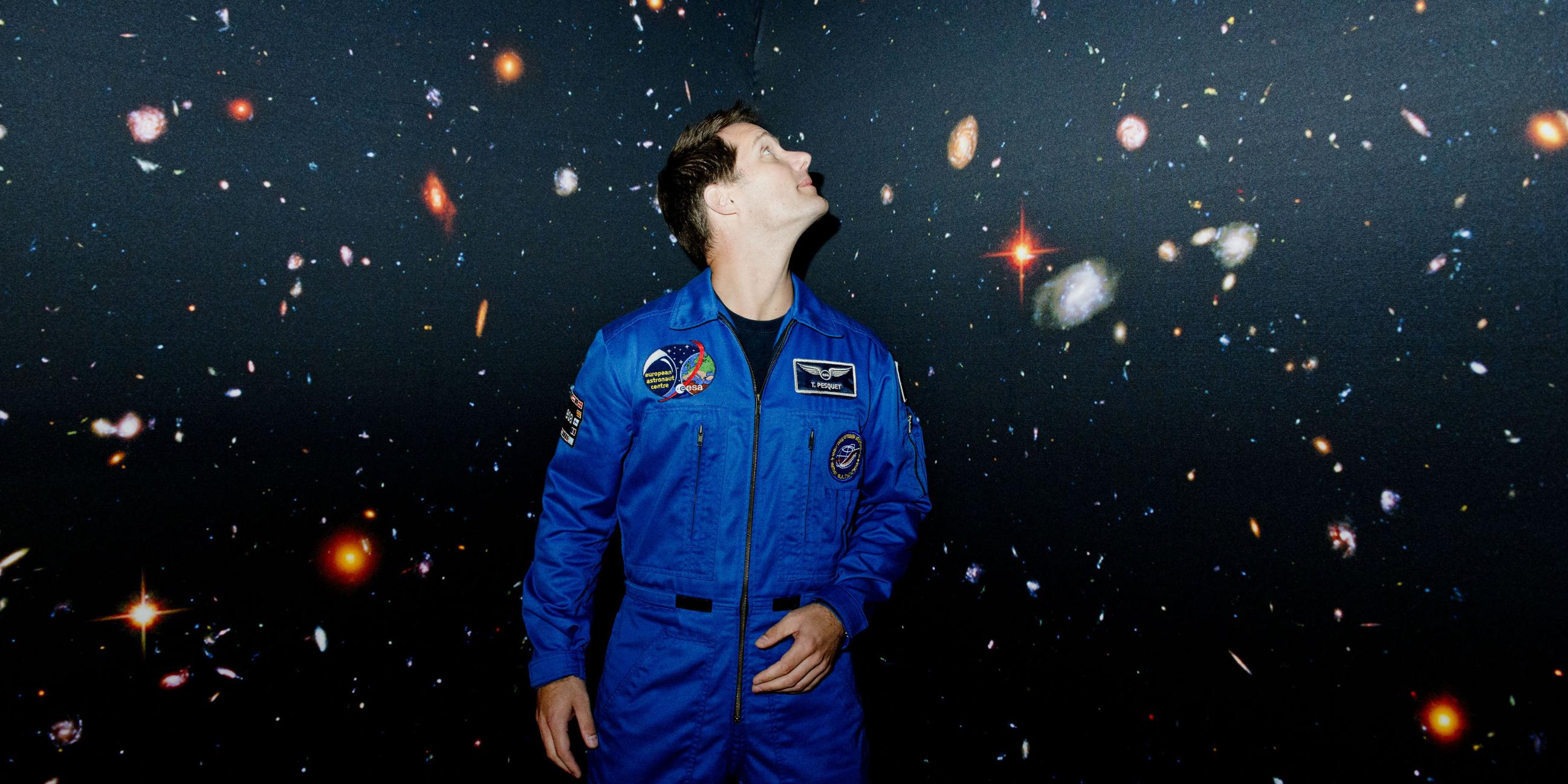 Contacter Thomas Pesquet : les réseaux sociaux  - Contacter THOMAS PESQUET   Écrire à l'astronaute #ThomasPesquet