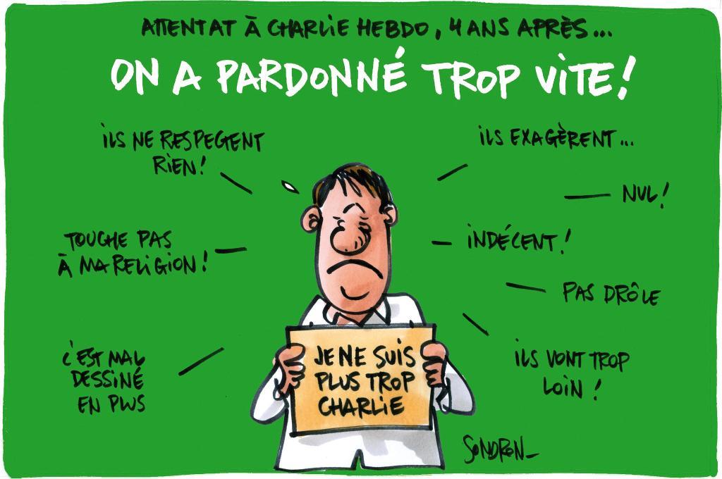Contacts de Charie Hebdo en ligne  - Contacter CHARLIE HEBDO | Joindre la rédaction de #CharlieHebdo