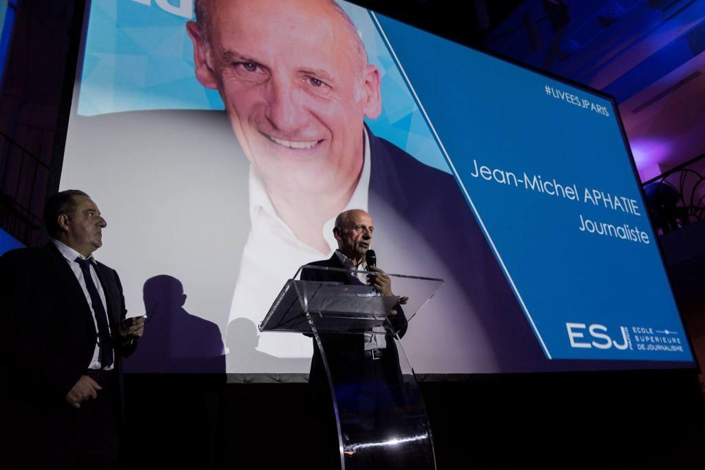 Contacter JEAN-MICHEL APATHIE | Écrire à #JeanMichelApathie