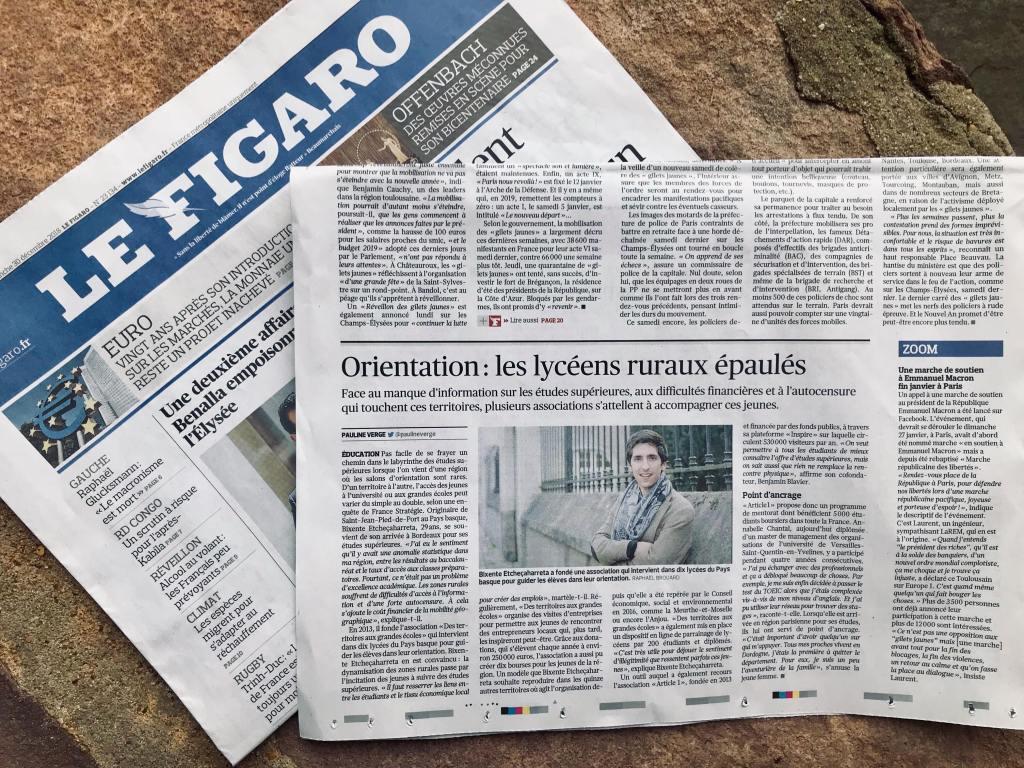 Joindre le journal LE FIGARO | Écrire à la rédaction #LeFigaro Le Figaro : quotidien de référence en France ou à l'international