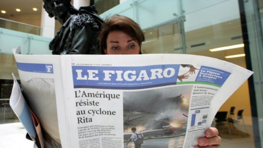 Écrire au journal le Figaro : les adresses postales  - Contacter le journal LE FIGARO | Écrire à la rédaction #LeFigaro
