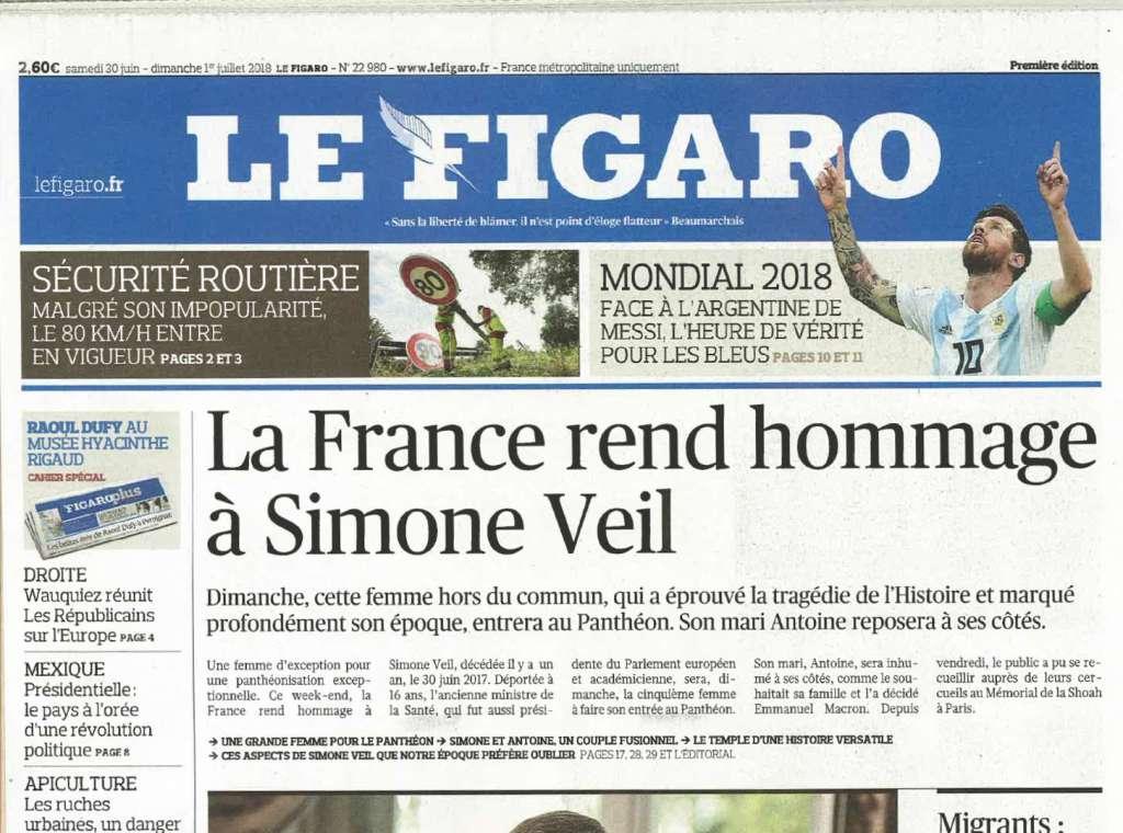 Le Figaro : numéro de téléphone du journal - Contacter le journal LE FIGARO | Écrire à la rédaction #LeFigaro