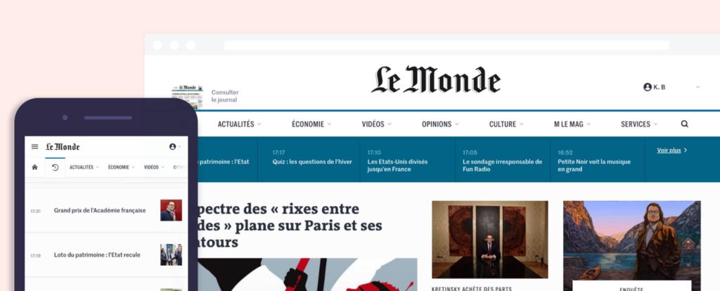 Écrire ou se rendre au journal Le Monde : l'adresse postale - Contacter LE MONDE | Joindre rédaction et journalistes | #LeMonde