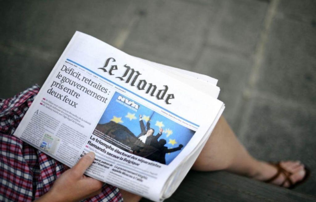 Voulez-vous prendre contact avec l'équipe de la rédaction du journal Le Monde ?  - Contacter LE MONDE | Joindre rédaction et journalistes | #LeMonde