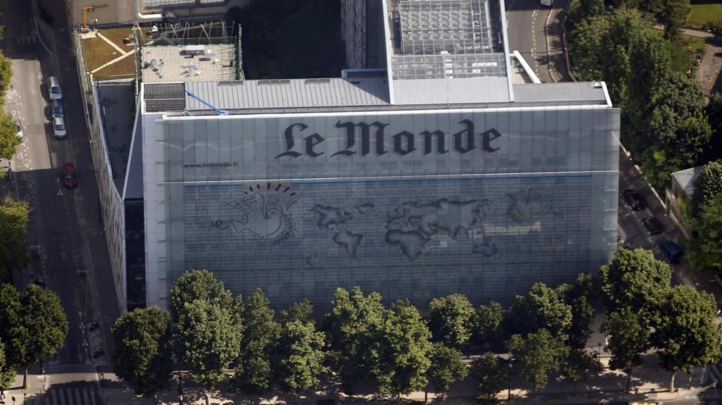 Contacts du journal Le Monde sur les réseaux sociaux - Contacter LE MONDE | Joindre rédaction et journalistes | #LeMonde