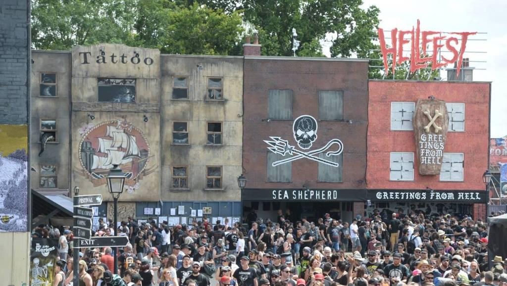 Toutes les coordonnées pour joindre le festival Hellfest  - Contacter le festival HELLFEST | Coordonnées du #Hellfest (adresse, accès, téléphone)