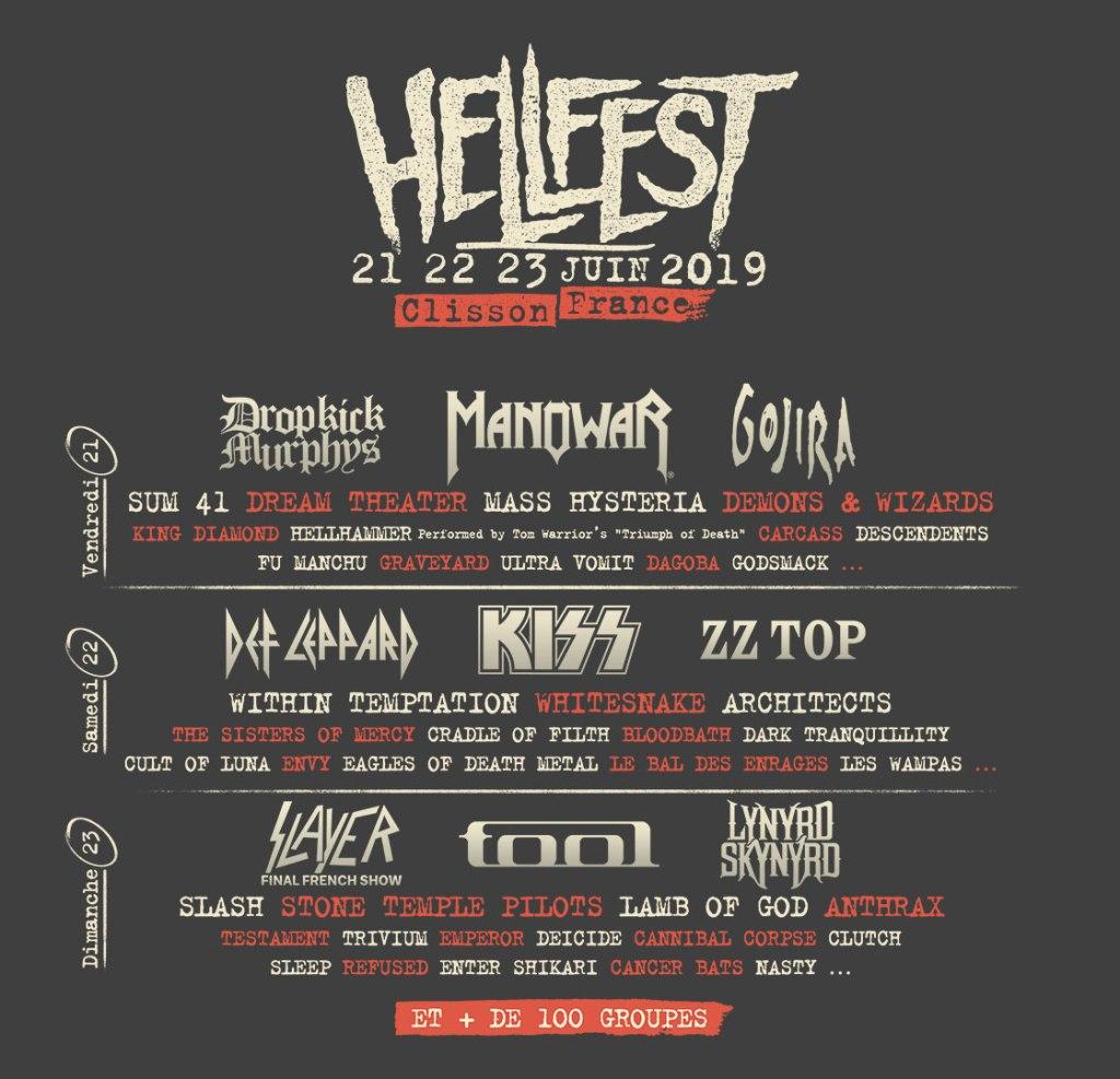 Joindre le Hellfest : adresse postale - Contacter le festival HELLFEST | Coordonnées du #Hellfest (adresse, accès, téléphone)