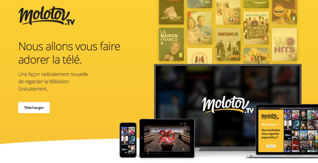 Contacts de Molotov TV en ligne : site et adresses email - Contacter MOLOTOV TV   Assistance, service client, SAV #molotovTV