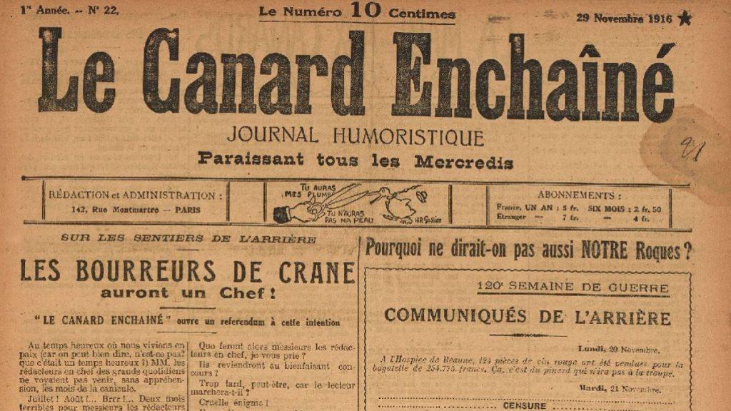 Désirez-vous vous abonner au journal Le Canard enchaîné ?  - LE CANARD ENCHAÎNÉ : contacter rédaction, journalistes  #LeCanardEnchaîné