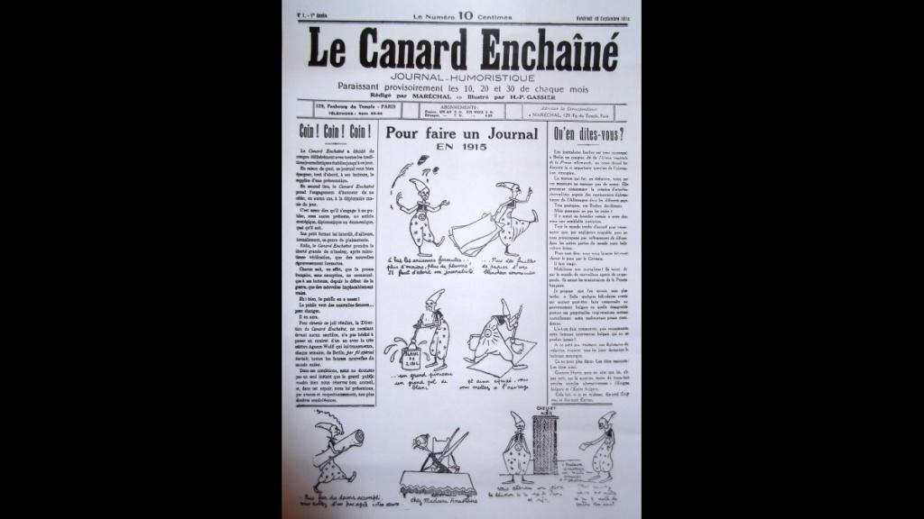 Toutes les coordonnées pour entrer en contact avec le journal Le Canard enchaîné  - LE CANARD ENCHAÎNÉ : contacter rédaction, journalistes  #LeCanardEnchaîné